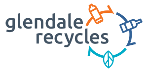 Glendale Recycles logo